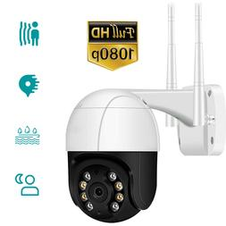 1080P Wireless Security Camera Indoor Outdoor WiFi System Wa