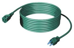 Westinghouse 28289 15-Feet Outdoor Single Outlet Power Cord,