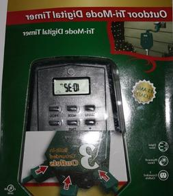 Westinghouse 84499 Outdoor Digital Photocell Tri-Mode Timer