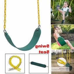 HEAVY DUTY Swing Seat Replacement Kit Outdoor Set w/ Chain F