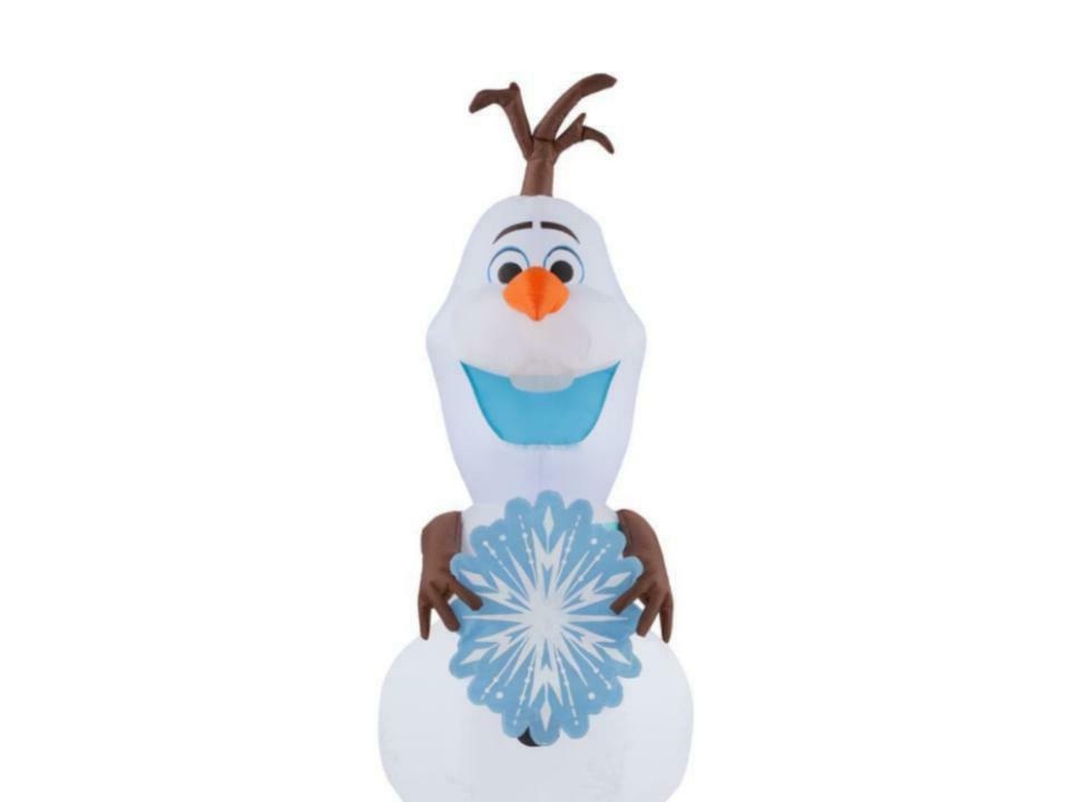 brand new 4 ft inflatable olaf