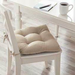 """soft 4 Dining Chair Cushions Seat Pad 14.5"""" kitchen/outdoor"""