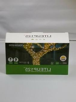 Touch of ECO Liteup125 Premium Outdoor Solar String Lights 4