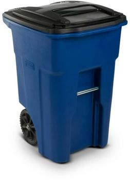 Toter 025548-R1705 Residential Heavy Duty Two Wheeled Trash