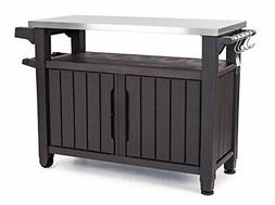 Unity XL Portable Outdoor Table and Storage Table and Cabine
