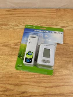 Acurite Digital Weather Thermometer Home Indoor/Outdoor Wire