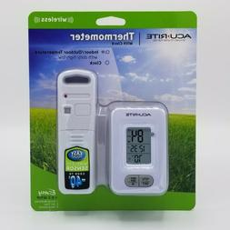 Acurite Wireless Thermometer Indoor Outdoor Temperature with